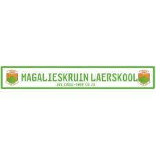 Cadii Custom Name Plate - Laerskool Magalieskruin