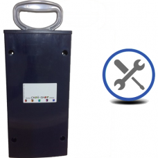 Cadii Repair - CARRY-IN-COLLECT-AGAIN Service - Pull Handle Replacement - Navy.