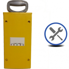 Cadii Repair - CARRY-IN-COLLECT-AGAIN Service - Pull Handle Replacement - Yellow.