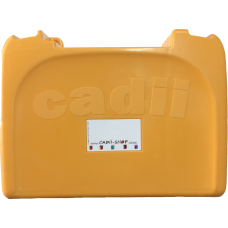 Cadii Replacement Lid - MUSTARD