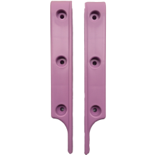 Cadii Protection Strips Replacement Kit - LILAC