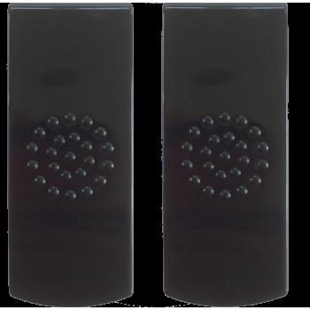 Cadii Locking Clips - BLACK