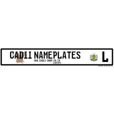 Cadii Custom Name Plate - Limpopo Number Plate