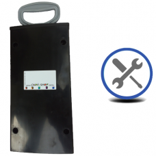 Cadii Repair - CARRY-IN-COLLECT-AGAIN Service - Pull Handle Replacement - Black.