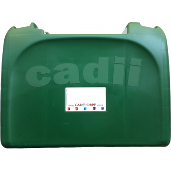 Cadii Replacement Lid - DARK GREEN