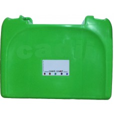 Cadii Replacement Lid - GREEN