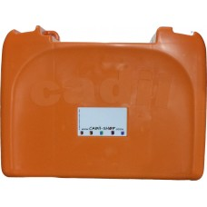Cadii Replacement Lid - ORANGE