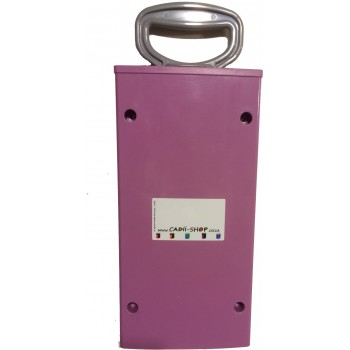 Cadii Pull Out Handle Replacement Kit - Lilac