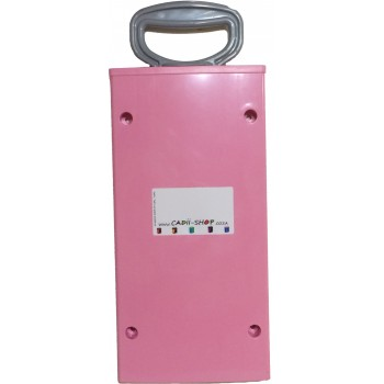 Cadii Pull Out Handle Replacement Kit - Pink