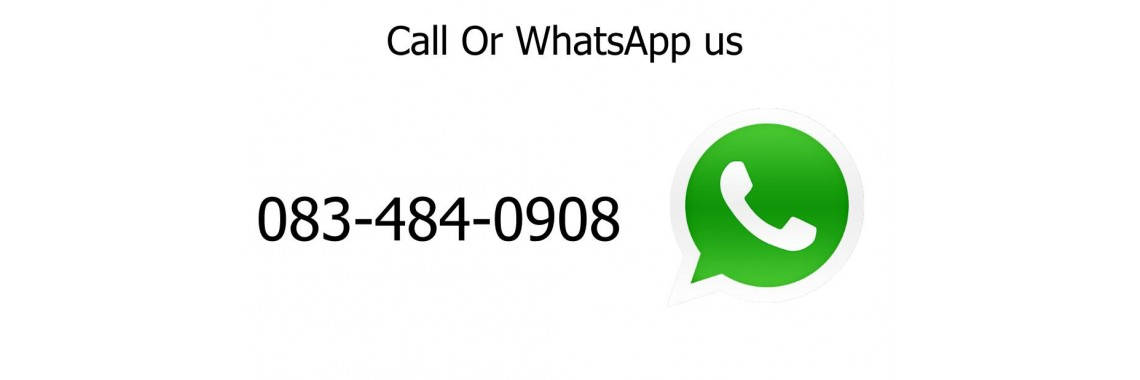 Call or WhatsApp us