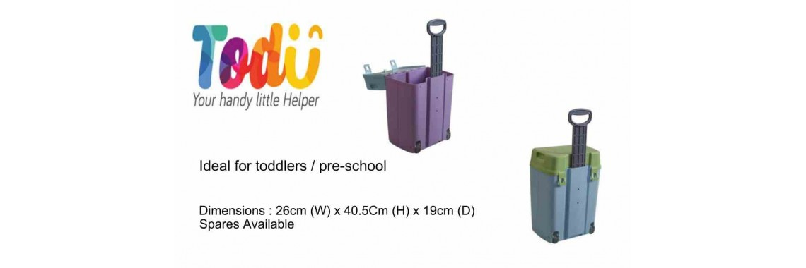 Todii Pre-School Bags